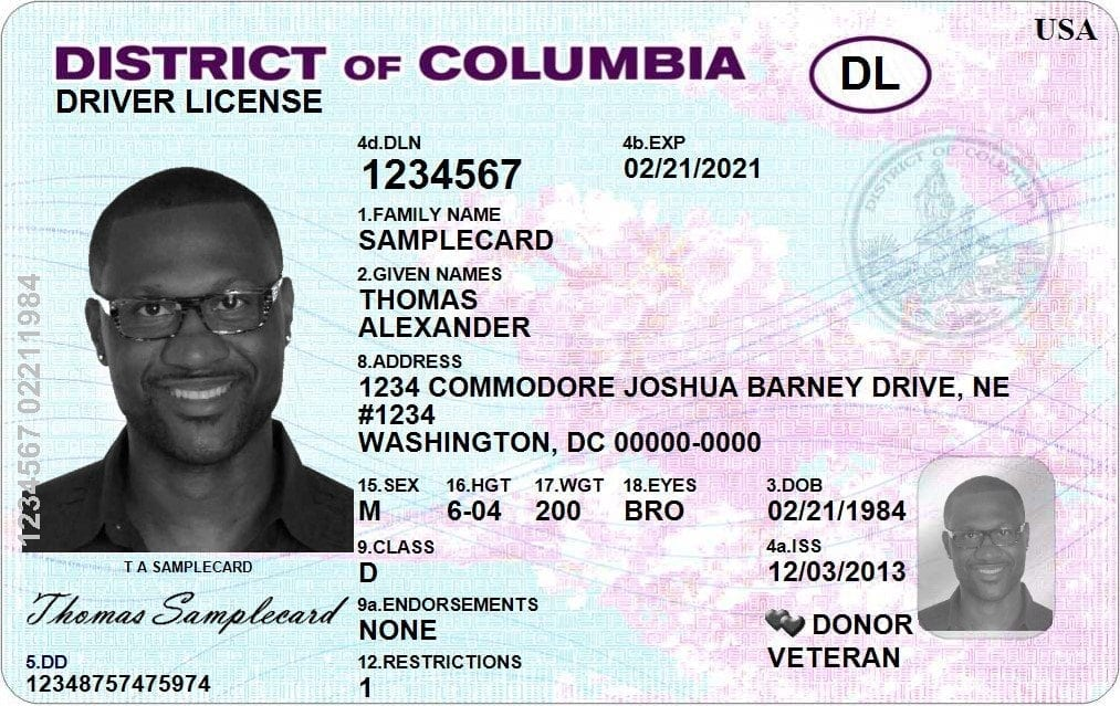 Washington D.C. gets new licenses – May 2014