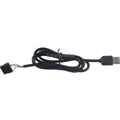 IDWedgeBT Bottom USB Cable