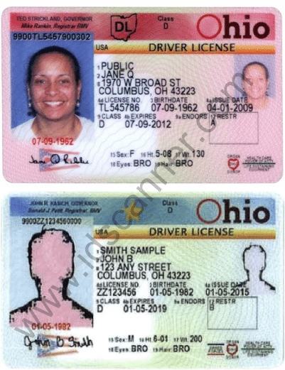 Ohio Updates Driver License And State Identification Cards