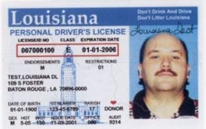 how to get driver instructor authority card