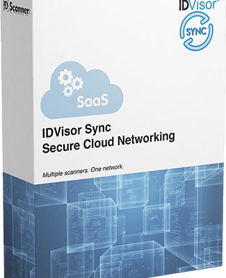 idvisor sync software box art