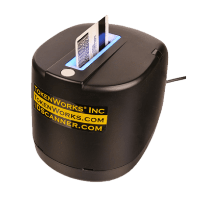 CR5400 barcode ID scanner