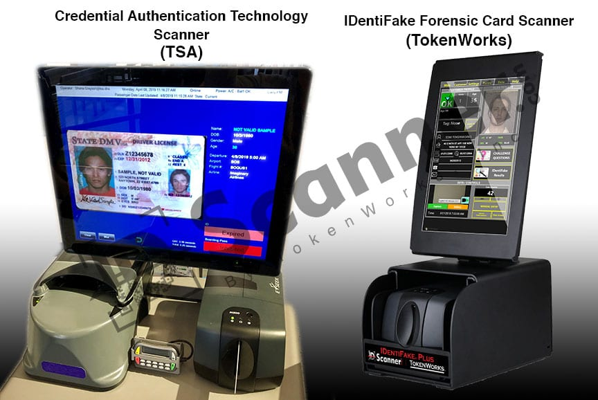 TSA Adopts Same Forensic Card Reader Used by IDentiFake