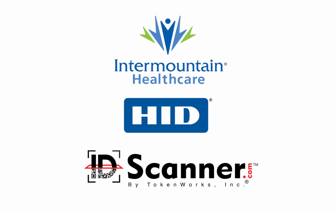 CASE STUDY: Intermountain Healthcare Integrates IDWedgePro with HID SAFE System by HID Global